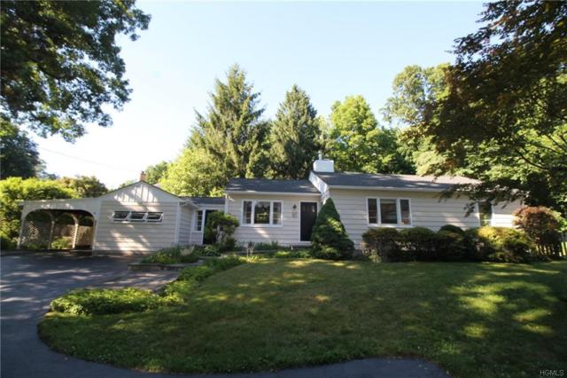 31 Hungerford Road, Briarcliff Manor, NY 10510 (MLS #4808497) :: William Raveis Baer & McIntosh
