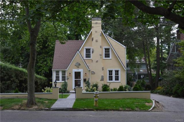 119 Lawrence Avenue, Eastchester, NY 10709 (MLS #4809576) :: Michael Edmond Team at Keller Williams NY Realty