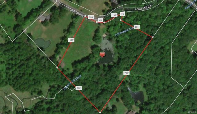197 Crans Mill Road, Pine Bush, NY 12566 (MLS #4809825) :: Michael Edmond Team at Keller Williams NY Realty