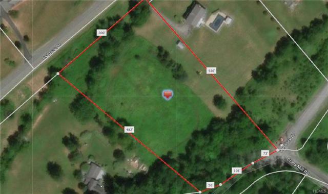 Paddock Drive, Pine Bush, NY 12566 (MLS #4809826) :: Michael Edmond Team at Keller Williams NY Realty
