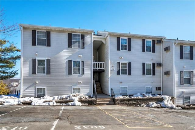 22 Lexington Hill #10, Harriman, NY 10926 (MLS #4809876) :: Mark Boyland Real Estate Team