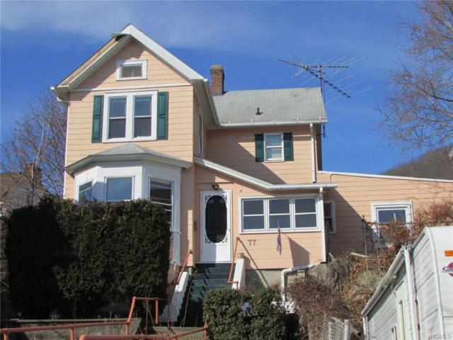 77 Church Street, Highland Falls, NY 10928 (MLS #4810305) :: Michael Edmond Team at Keller Williams NY Realty