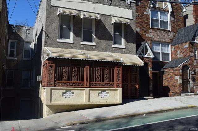 1317 University Avenue, Bronx, NY 10452 (MLS #4810322) :: Mark Boyland Real Estate Team