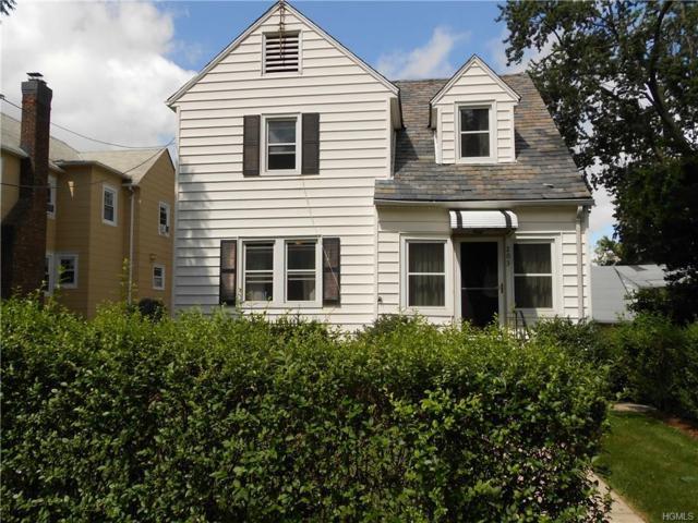 203 Hillside Avenue, Mount Vernon, NY 10553 (MLS #4810555) :: Michael Edmond Team at Keller Williams NY Realty