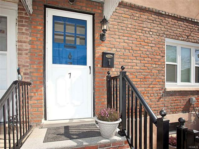 7 Hildreth Place, Yonkers, NY 10704 (MLS #4810634) :: Michael Edmond Team at Keller Williams NY Realty