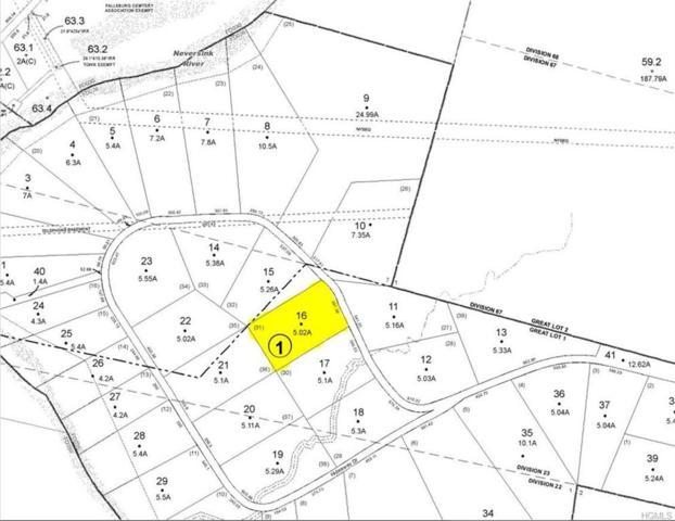 Hideaway Drive, Fallsburg, NY 12733 (MLS #4810901) :: Mark Boyland Real Estate Team