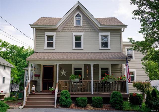53 Goshen Avenue, Washingtonville, NY 10992 (MLS #4811606) :: William Raveis Baer & McIntosh