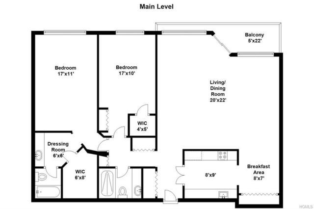 500 High Point Drive #810, Hartsdale, NY 10530 (MLS #4811945) :: Mark Boyland Real Estate Team