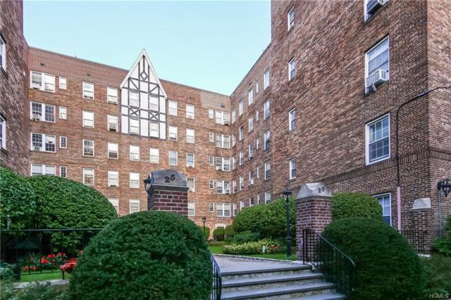 25 Parkview Avenue 5B, Bronxville, NY 10708 (MLS #4811953) :: Mark Boyland Real Estate Team