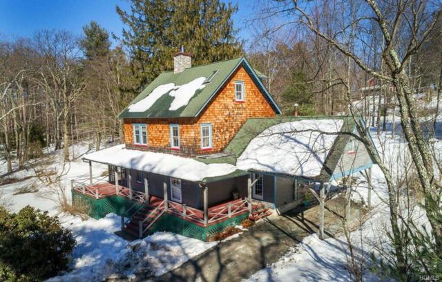100 Schuyler Road, Cragsmoor, NY 12420 (MLS #4812124) :: Mark Boyland Real Estate Team