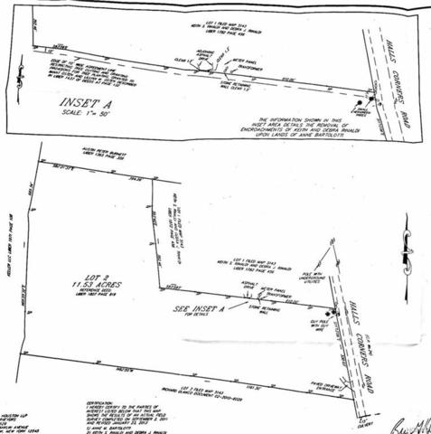 Halls Corners Road, Dover Plains, NY 12522 (MLS #4812351) :: Mark Boyland Real Estate Team