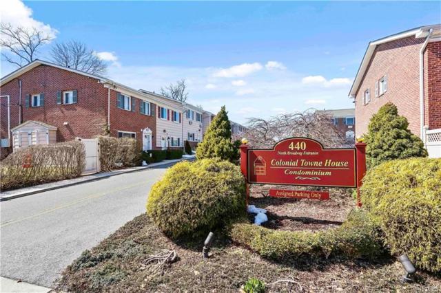 440 N Broadway #48, Yonkers, NY 10701 (MLS #4812518) :: Mark Boyland Real Estate Team