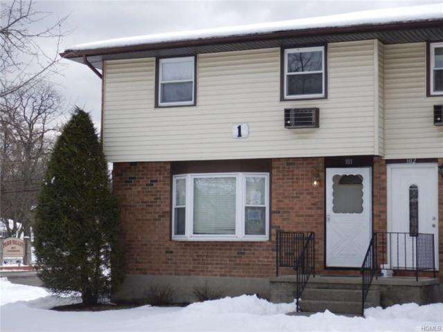 101 Parr Meadow Drive 1-A, Newburgh, NY 12550 (MLS #4812987) :: Mark Boyland Real Estate Team