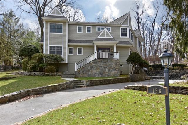 158 Judson Avenue, Dobbs Ferry, NY 10522 (MLS #4813806) :: William Raveis Legends Realty Group