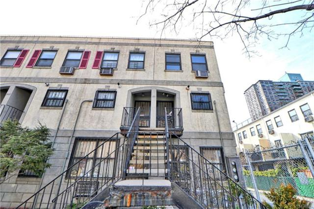 871 Underhill Avenue 44-C, Bronx, NY 10473 (MLS #4814876) :: Mark Boyland Real Estate Team