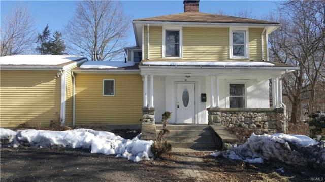 41 Franklin Avenue, Monroe, NY 10950 (MLS #4815005) :: William Raveis Baer & McIntosh