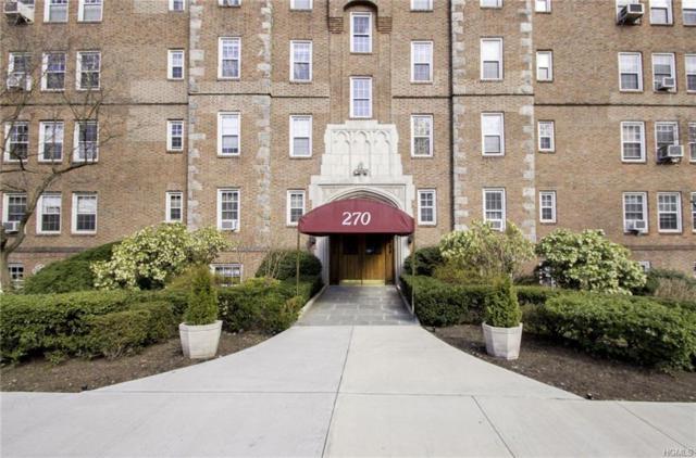 270 Bronxville Road B-83, Bronxville, NY 10708 (MLS #4815118) :: William Raveis Legends Realty Group