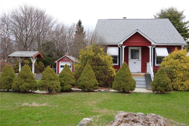 19 Mccall Place, Newburgh, NY 12550 (MLS #4815791) :: Mark Boyland Real Estate Team