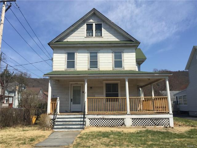 229 W Main Street, Port Jervis, NY 12771 (MLS #4815936) :: Mark Boyland Real Estate Team