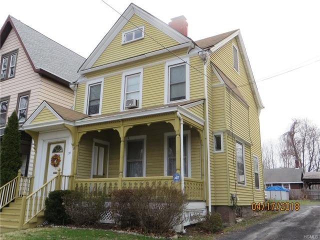 57 N Clinton Street, Poughkeepsie, NY 12601 (MLS #4816221) :: Mark Boyland Real Estate Team