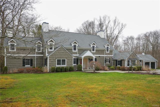 279 Upper Shad Road, Pound Ridge, NY 10576 (MLS #4816227) :: Mark Boyland Real Estate Team