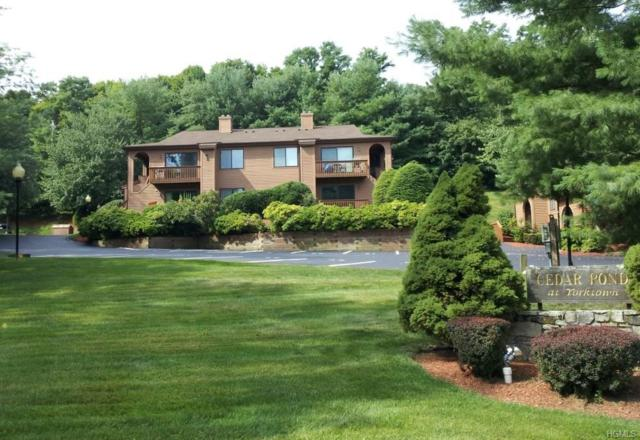 23 Cedar Pond Lane #23, Cortlandt Manor, NY 10567 (MLS #4816704) :: Mark Boyland Real Estate Team