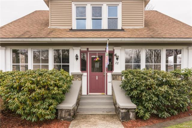 78 W Dorsey, Hyde Park, NY 12538 (MLS #4817582) :: William Raveis Legends Realty Group