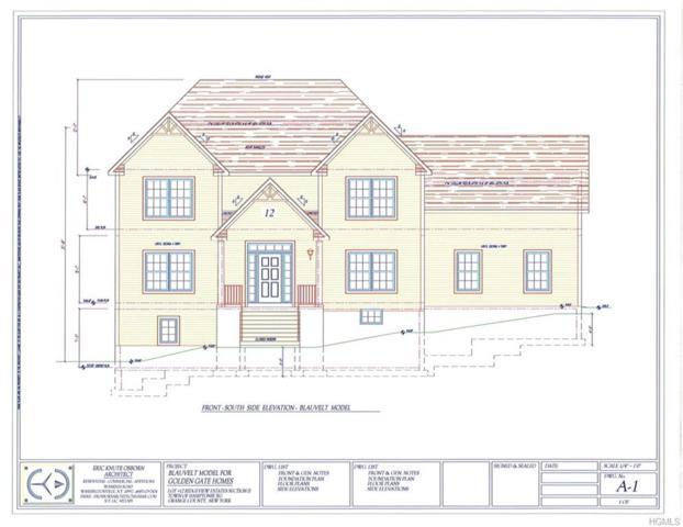 Lot # 12 Ridge Road, Campbell Hall, NY 10916 (MLS #4818373) :: Stevens Realty Group