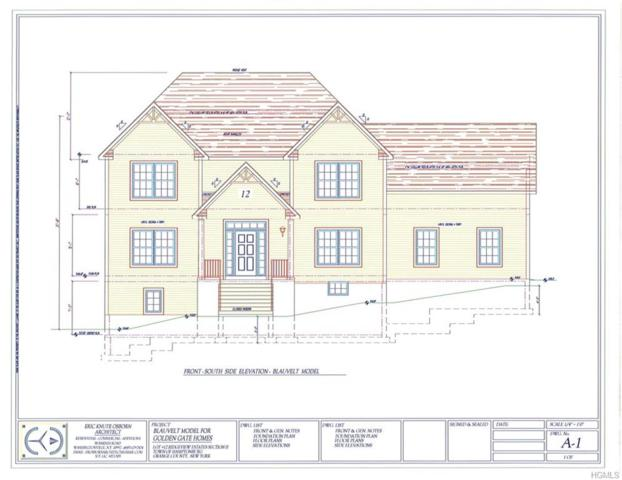 Lot #14 Coleman Drive, Campbell Hall, NY 10916 (MLS #4819608) :: Stevens Realty Group