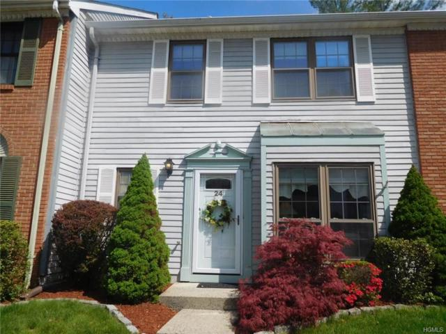 24 Poplar Circle #24, Peekskill, NY 10566 (MLS #4820655) :: William Raveis Baer & McIntosh