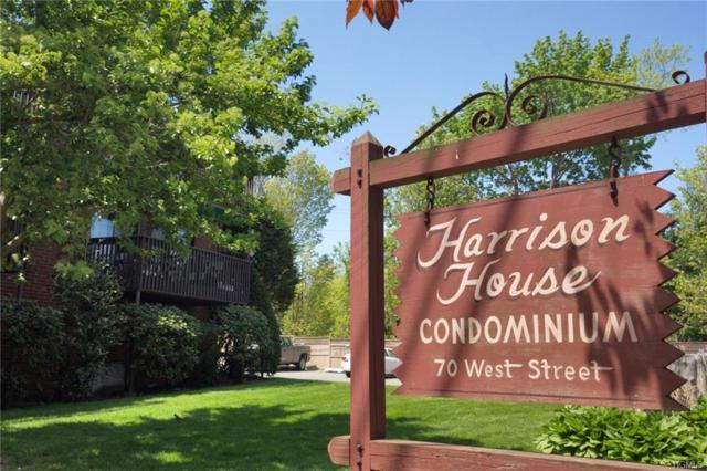 70 West Street C14, Harrison, NY 10528 (MLS #4820974) :: William Raveis Baer & McIntosh