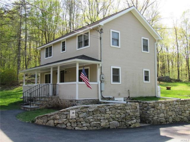 151 N White Rock Road, Holmes, NY 12531 (MLS #4821085) :: Stevens Realty Group