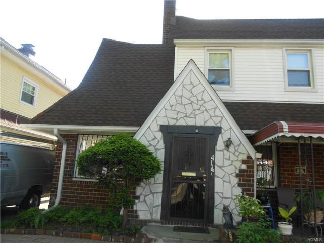 414 Tecumseh Avenue, Mount Vernon, NY 10553 (MLS #4821499) :: Mark Boyland Real Estate Team
