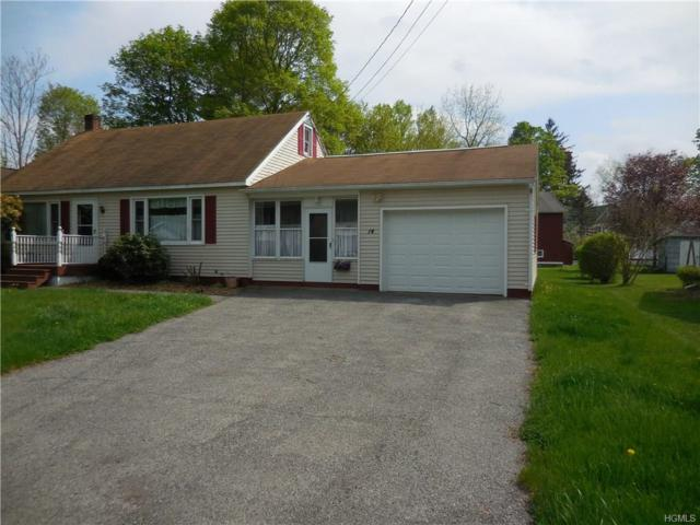 14 Pleasant Avenue, Wallkill, NY 12589 (MLS #4821545) :: William Raveis Legends Realty Group