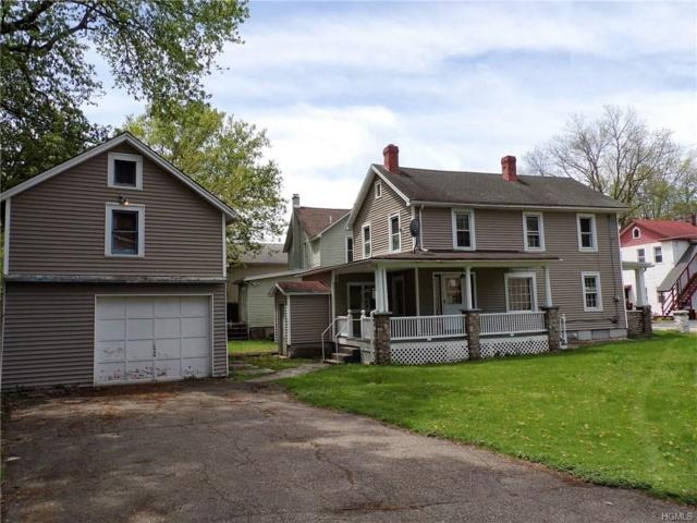23 N Maple Avenue, Port Jervis, NY 12771 (MLS #4821597) :: Stevens Realty Group