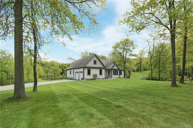 134 Barclay Road, Clintondale, NY 12515 (MLS #4822004) :: Stevens Realty Group