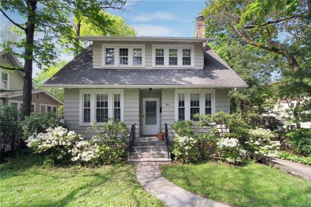 386 Weaver Street, Larchmont, NY 10538 (MLS #4822121) :: Stevens Realty Group