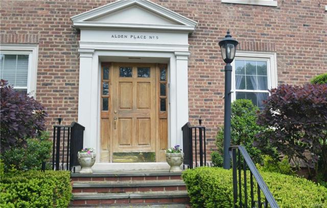 5 Alden Place 2A, Bronxville, NY 10708 (MLS #4822144) :: William Raveis Baer & McIntosh