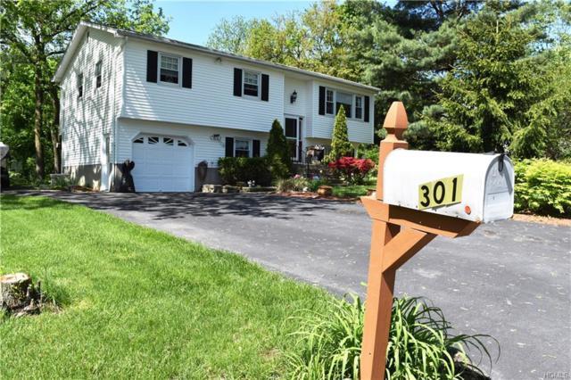 301 Cloverdale Court, New Windsor, NY 12553 (MLS #4822350) :: Stevens Realty Group