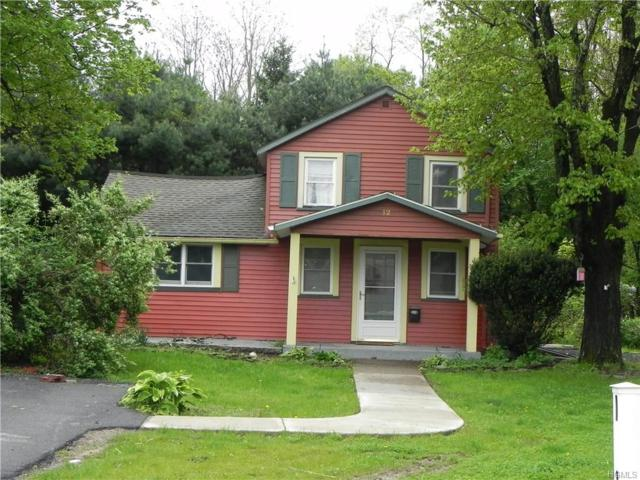 12 Wagner Place, Port Jervis, NY 12771 (MLS #4822539) :: William Raveis Legends Realty Group