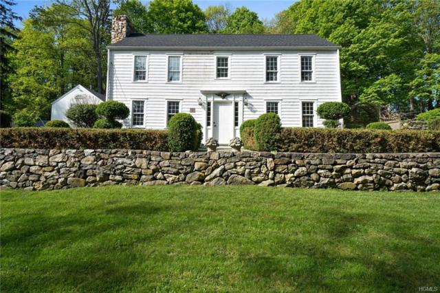 1 Wallace Road, North Salem, NY 10560 (MLS #4823565) :: Mark Boyland Real Estate Team