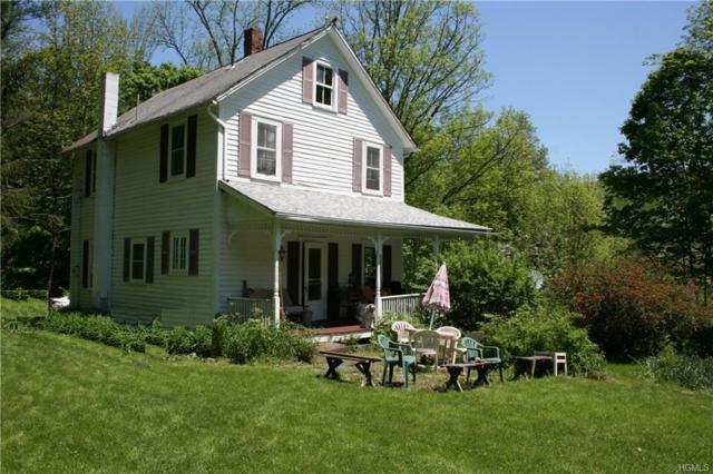 434 Buck Brook Road, Fremont Center, NY 12736 (MLS #4823727) :: Mark Boyland Real Estate Team