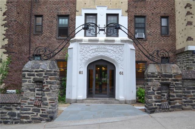 61 W Grand Street 3M, Mount Vernon, NY 10552 (MLS #4823847) :: William Raveis Baer & McIntosh