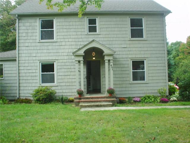 491 Bedford Road, Bedford Hills, NY 10507 (MLS #4824440) :: Mark Boyland Real Estate Team