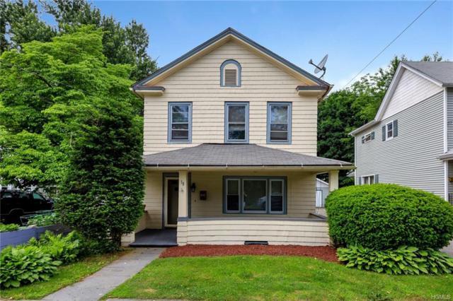 18 River Street, Port Jervis, NY 12771 (MLS #4824885) :: William Raveis Baer & McIntosh