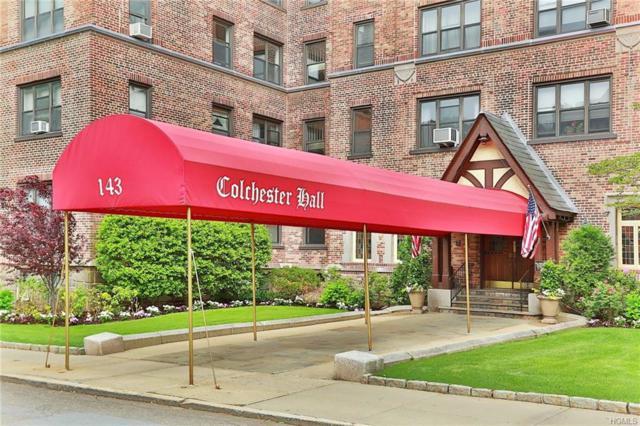 143 Garth Road 6C, Scarsdale, NY 10583 (MLS #4825591) :: Mark Boyland Real Estate Team