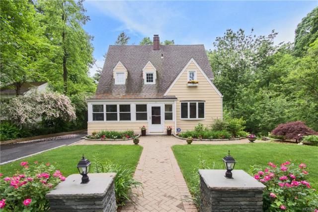 10 Shady Lane, Scarsdale, NY 10583 (MLS #4825724) :: Mark Boyland Real Estate Team