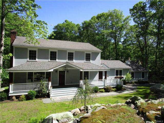 17 E Kinnicut Road, Pound Ridge, NY 10576 (MLS #4826594) :: Mark Boyland Real Estate Team