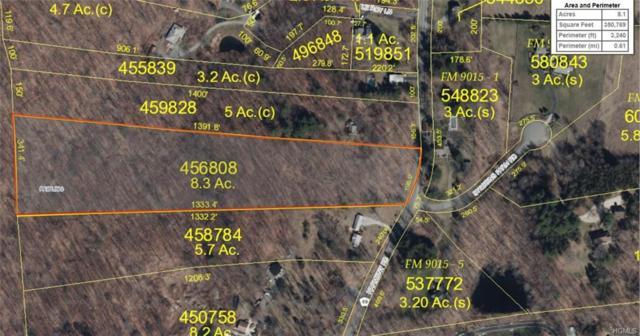0 Harmony Road, Pawling, NY 12564 (MLS #4827470) :: Mark Seiden Real Estate Team