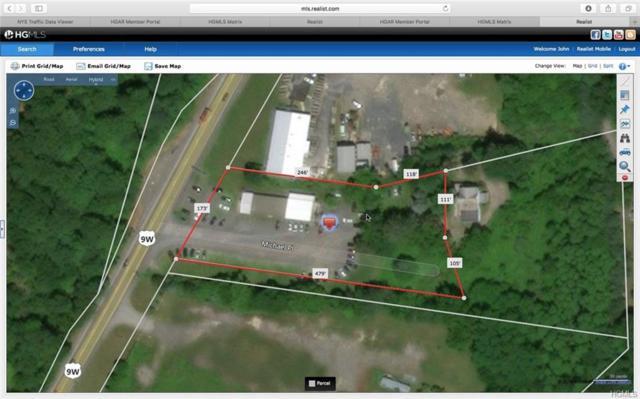 1104 9W Route, Marlboro, NY 12542 (MLS #4827639) :: Michael Edmond Team at Keller Williams NY Realty